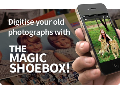 Magic Shoebox